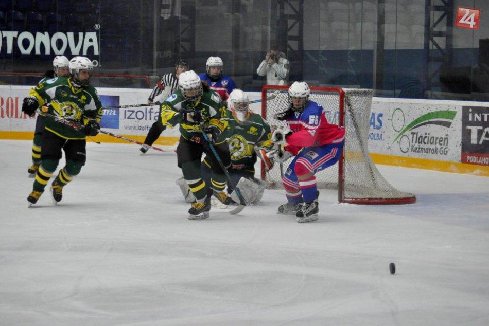 44ca0937ec00d Ilustračný obrázok k článku Ešte to bude napínavé: Hokejistky Šarišanky  vyhrali druhý zápas, stav