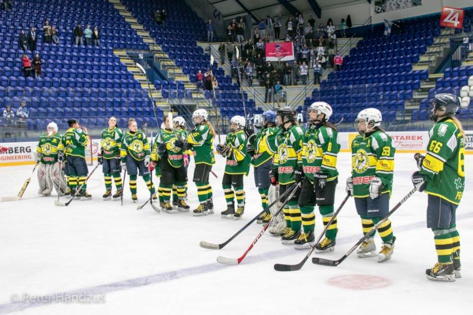 55257b400dda0 Ilustračný obrázok k článku Titul ostáva u súperiek: Prešovské hokejistky  podľahli majstrovi a sú strieborné